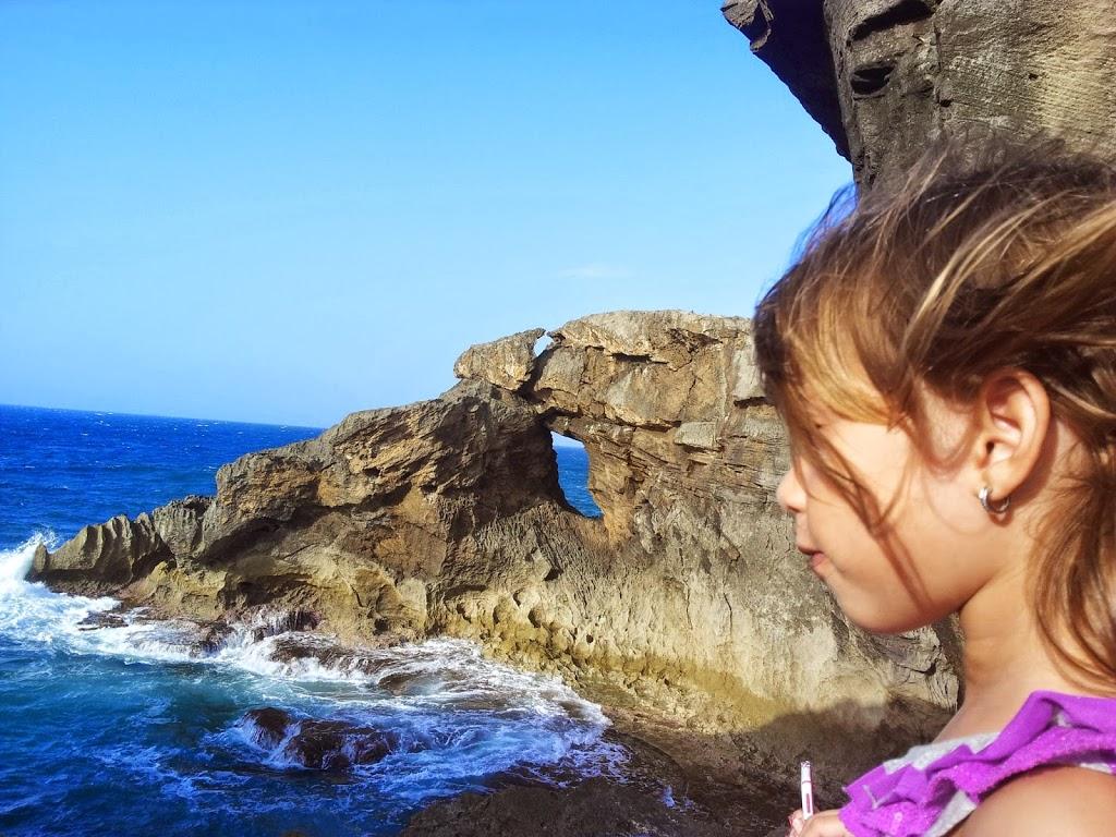 Cueva del Indio en Arecibo