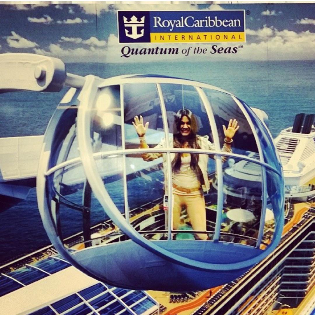 Mundo Excursiones en el Quantum of the Seas