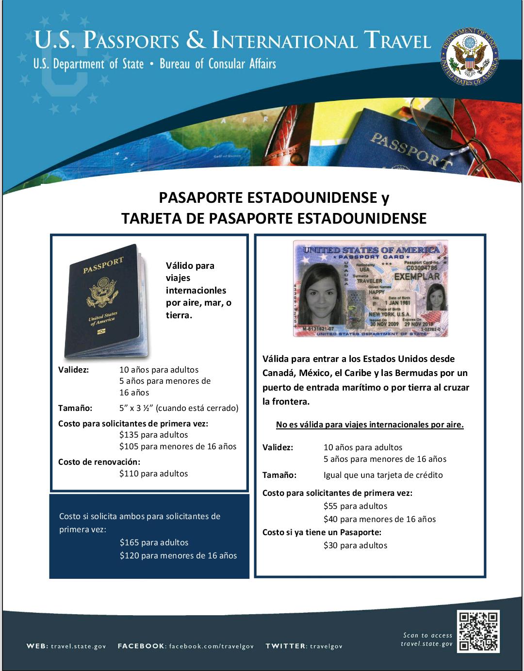 Agencia de pasaporte de San Juan